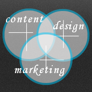 Content, design, marketing, all basic requirements of a successful website presence.